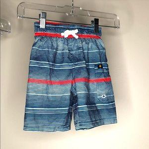 Lucky brand swim trunks